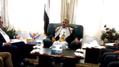 Photo of وزير النفط يلتقي الممثل المقيم للأمم المتحدة منسق الشئون الإنسانية